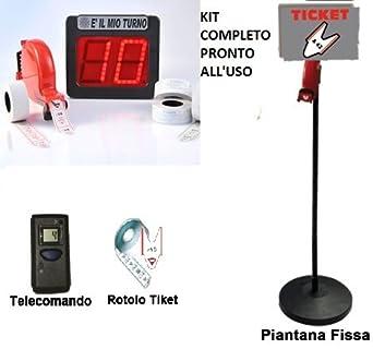 CODE ELIMINA KIT PROFESIONAL MADE IN ITALY PIE DISPENSADOR MANDO COMPLETO DE PANTALLA Y DE NÚMEROS DE 2000: Amazon.es: Industria, empresas y ciencia