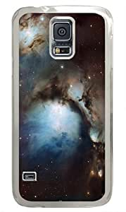 Messier Object Custom Samsung Galaxy S5 Case and Cover - Polycarbonate - Transparent
