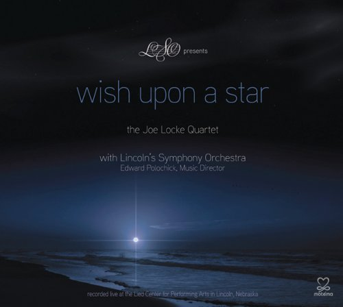 CD : Joe Locke - Wish Upon A Star (Digipack Packaging)