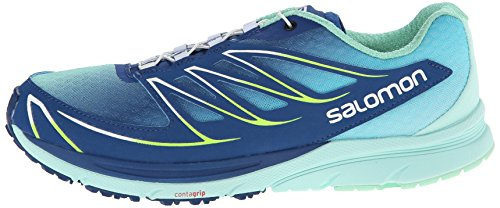 Blu Salomon Da Trail firefly Scarpe gentiane igloo Running Donna Manatra Sense Blue 3 Green 8qgwxr6a8