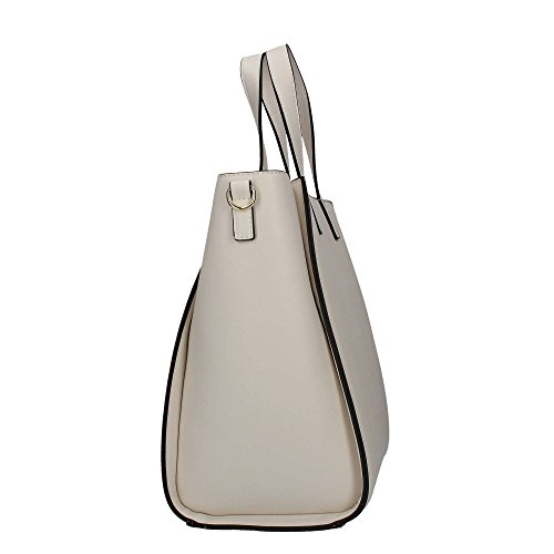 YNOT? BRE001 Shopping Bag Donna Bianco