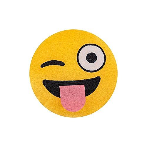Almofada Emoji 32cm - Travesso