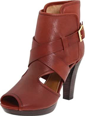 Kelsi Dagger Brooklyn Women's Marcelle Ankle Boot,Luggage,5 M Us
