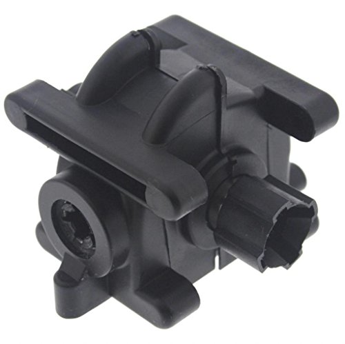 Gear Differential Case - HPI 1/10 E10 Drift Mustang Front OR Rear Differential Gear Box Shaft Pinion