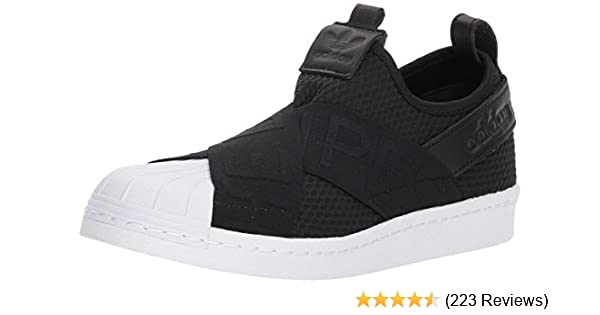 huge discount efe64 ed471 Amazon.com   adidas Originals Women s Superstar Slipon W Sneaker Running  Shoe   Fashion Sneakers