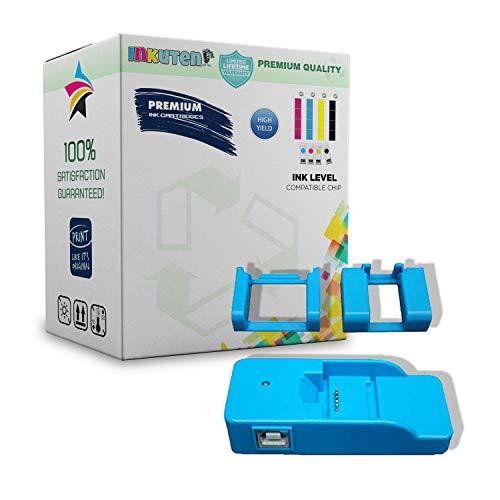 INKUTEN Chip Resetter for use in PGI 250 CLI 251 Ink Cartridges PIXMA MX922 IP7220 IP8720 IX6820 MG5420 MG5422 MG5520 MG5522 MG5620 MG6320 MG6420 MG6620 MG7120 MG7520 MX722
