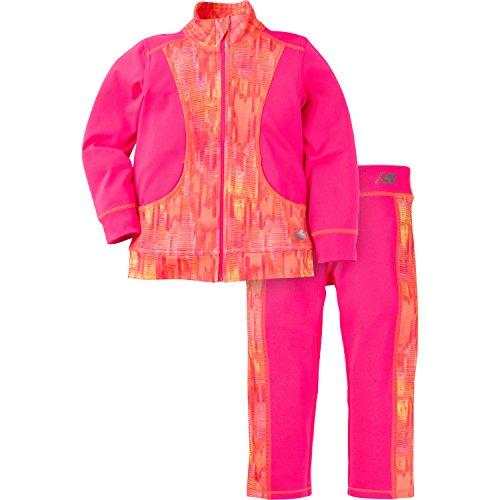 Pink Jacket And Pants - 8