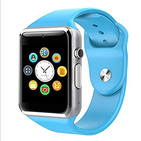 Amazon.com: Zhinengbiao Reloj de pulsera Bluetooth Smart ...