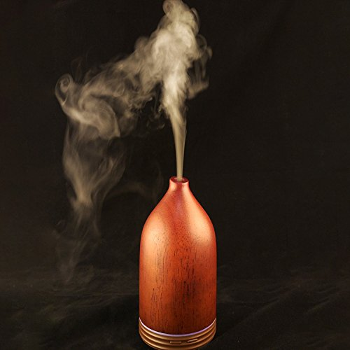 wooden aroma diffuser - 3