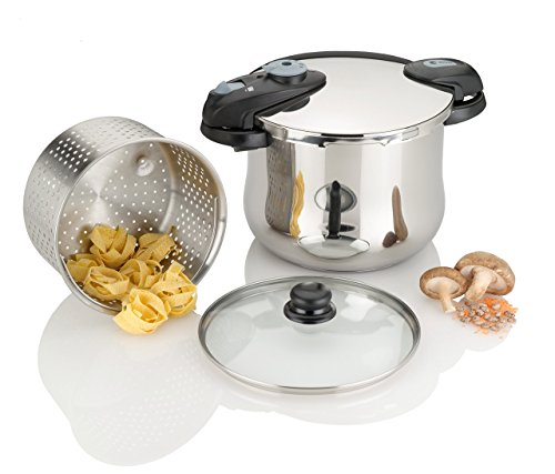 FAGOR Futuro Pressure Cooker Set
