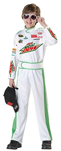 (Dale Earnhardt Jr Child Costume -)