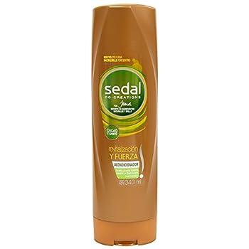 Sedal Conditioner Naturals Revitalizacion Y Fuerza Con Cacao Y Karite (Hair Conditioner) 350ml