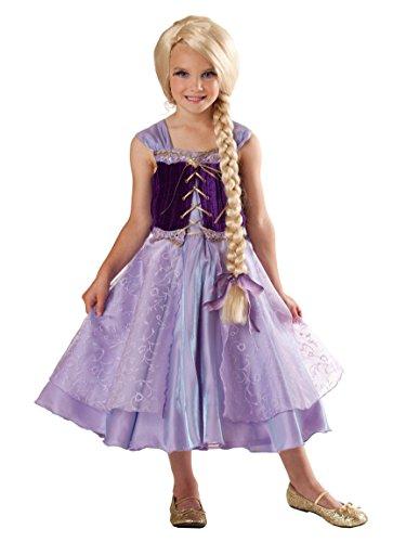 Princess Paradise Tower Princess Costume, Medium -