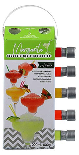 Thoughtfully Gifts, Margarita Cocktail Mixers, Margarita Flavors Include: Blood...