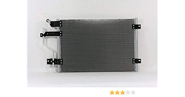 A//C Condenser For//Fit 4579 94-97 Dodge Pickup Diesel Parallel Flow