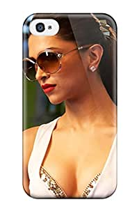 Stacey E. Parks's Shop 8945969K80609419 Premium Case With Scratch-resistant/ Deepika Padukone In Race 2 Case Cover For Iphone 4/4s