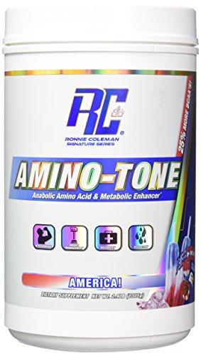 Ronnie Coleman Signature Series Amino-Tone Powder, 90 Serving, 1305 Gram