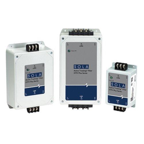 Sola/Hevi-Duty STFV150-10N Surge Protector, Din Rail, Filter, 1P, 25 kA by Sola/Hevi-Duty