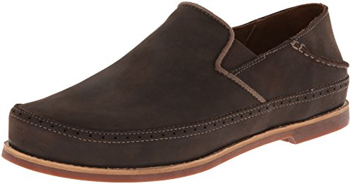 Olukai Heren Honolulu Slip-on Donker Hout / Mustang