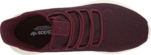 Adidas Women's Tubular Shadow Originals Maroon/Maroon/Owhite Running Shoe 8 Women US