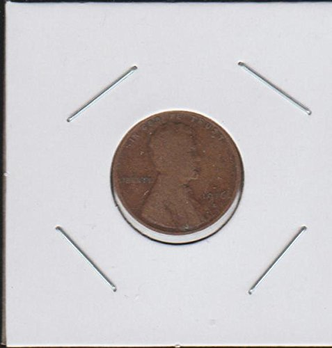 1916 S Lincoln Wheat (1909-1958) Penny Very Good