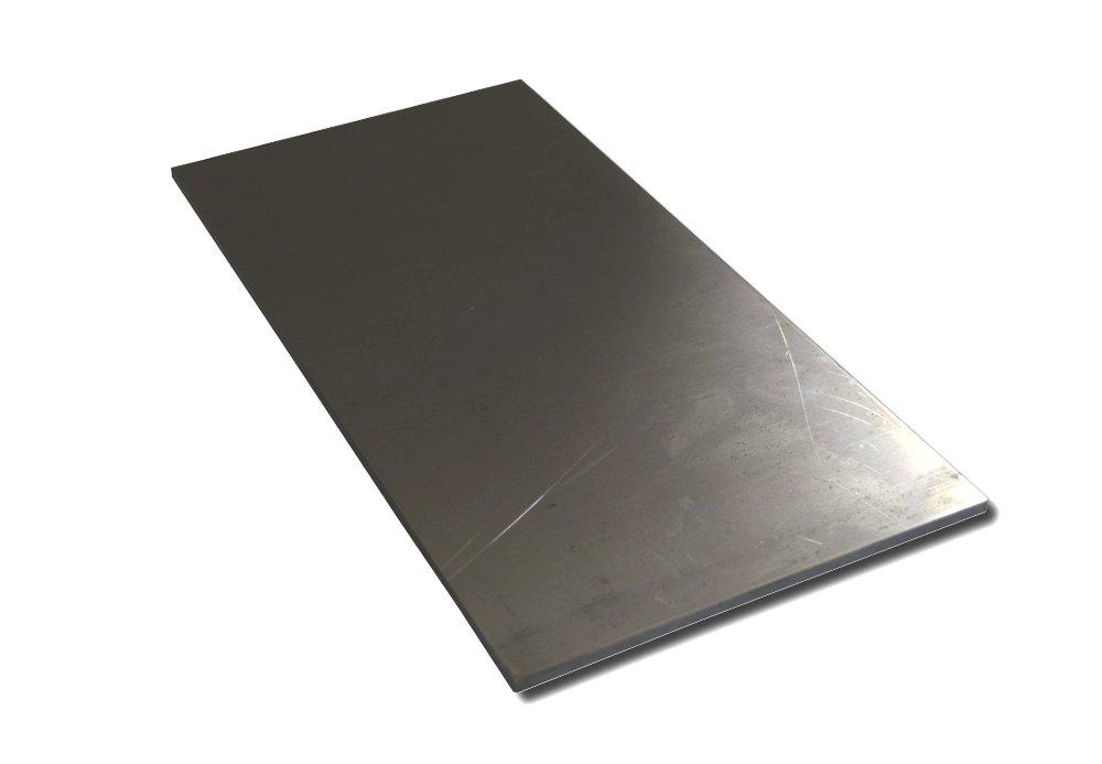 RMP Knife Blade Steel - 1095 High Carbon Annealed Steel, Knife Making Billet, 6 Inch x 12 Inch x 0.187 Inch by RMP