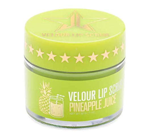 Jeffree Star Velour Lip Scrub 1 Oz - Pineapple Juice by Jeffree Star