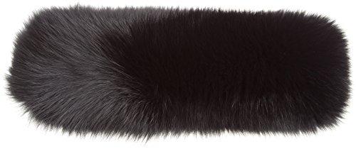 - Finnish Fox Fur Convertible Headband and Neck Warmer