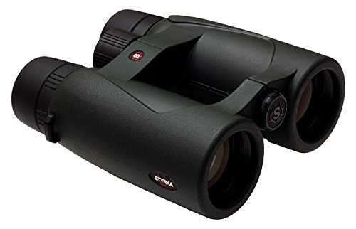 "Styrka St-39911 S9 Roof Prism Binoculars, 10 x 42"""