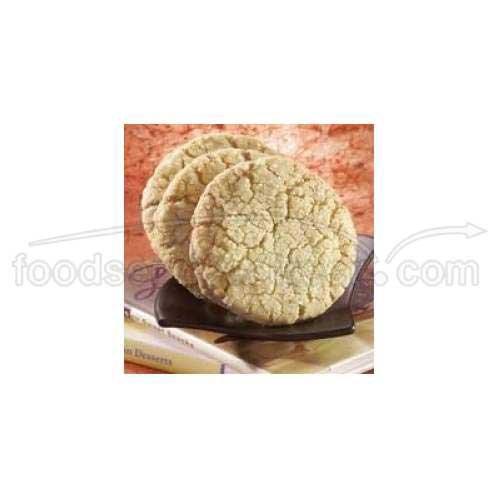 Sweet Street Artisan Butter Sugar Cookies, 4.48 Ounce -- 48 per case.