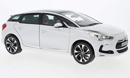 Amazon com: Citroen DS5, Metallic-White, 2011, Model Car,, Norev 1