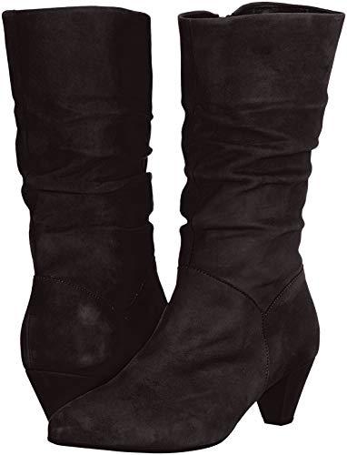 Gabor schwarz Femme Haute Noir 17 Bottes q0qpPraH