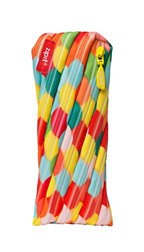 ZIPIT Colorz Pencil Case, Large Bubbles