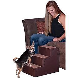 Pet Gear Pet Stair, Chocolate