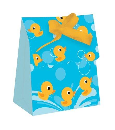 Little Quack Foldover Baby Shower Favor Bags