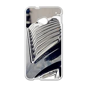 Happy Unique car sign fashion cell phone case for HTC One M7