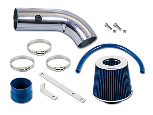 Velocity Concepts Blue Short Ram Air Intake Kit + Filter 04-08 For Chevrolet Aveo 07-08 Aveo5 All Model 1.6L