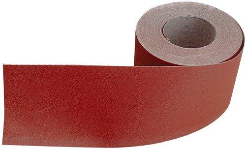 A&H Abrasives 868542, Rolls, Aluminum Oxide, (f-weight), 4-1/2x150ft Aluminum Oxide 80f Roll, 150 Ft by A&H Abrasives (Image #1)