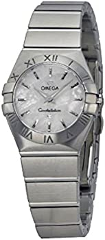 Omega Constellation Quartz Mother-of-Pearl Dial Women's Watch