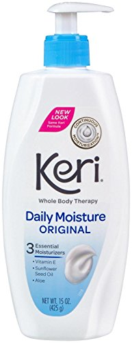 Keri Keri Original Daily Dry Skin Therapy Lotion, 15 oz (Pack of -