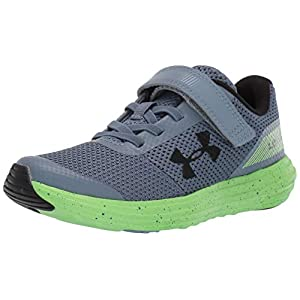 Under Armour Kids' Pre School Surge Rn Alternate Closure Sneaker