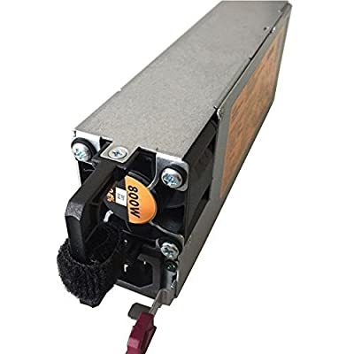 Generic 800W Power Supply 723600-101 720479-B21 For HP Proliant DL380 G9 Power Supply DPS-800AB11 A