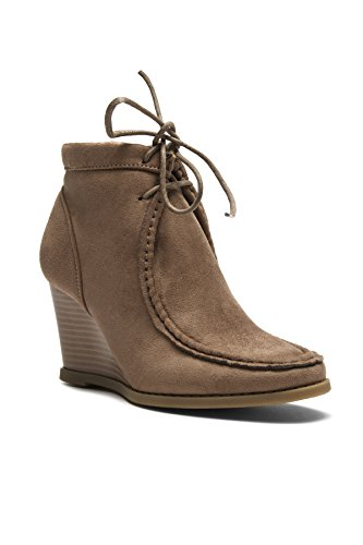 Herstyle Womens Chukka Moccasin Bootie product image