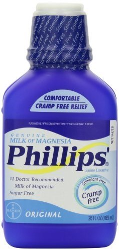 Phillips' Milk of Magnesia Original 26 oz (Pack of 9)