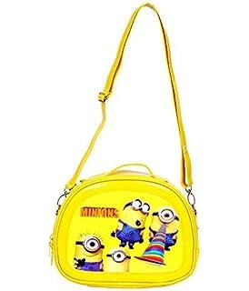 b6e3a5074ff HOMIES INTERNATIONAL, SMART KIDS LITTLE KIDS, Very Cute MINIONS Fashion  School Bag -Safe