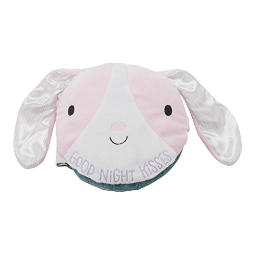 Hallmark Baby Scented Plush Book, Good Night Kisses Snuggly Pink (Snuggly Kisses)