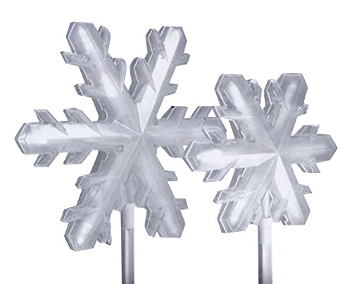 Led 3D Snowflake Christmas Light