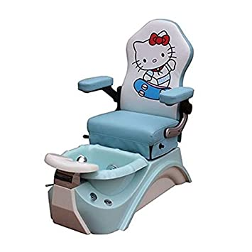 8a2a23bda Amazon.com: Kids Pedicure Spa - Hello Kitty (Blue): Beauty