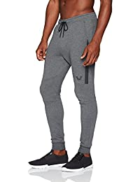 Amazon Brand - Peak Velocity Men's Metro Fleece 'Build Your Own' Jogger Sweatpants (S-3XL, Loose, Athletic, Fitted)