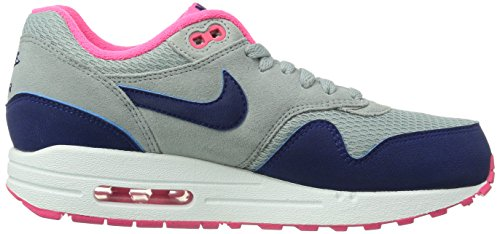 Wmns Chaussures Essential 1 De Air Femme Plateado Max Sport grau Nike 6CdcOwqx6